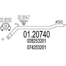 0120740 MTS