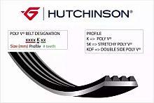 1000K5 HUTCHINSON