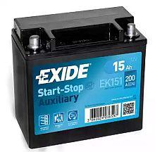 EK151 EXIDE
