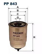 PP843 FILTRON