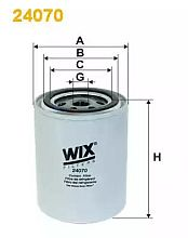 24070 WIX FILTERS