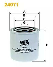 24071 WIX FILTERS