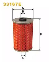 33167E WIX FILTERS