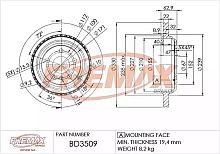 BD3509 FREMAX