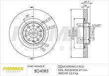 BD4083 FREMAX