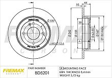 BD5201 FREMAX