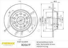 BD5619 FREMAX