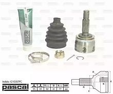 G10357PC PASCAL