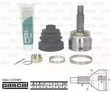 G10358PC PASCAL