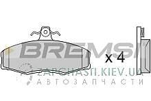 BP2208 BREMSI