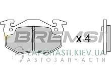 BP2217 BREMSI