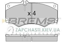 BP2238 BREMSI