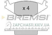 BP2262 BREMSI