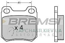 BP2412 BREMSI