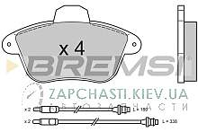 BP2522 BREMSI