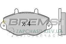 BP2549 BREMSI