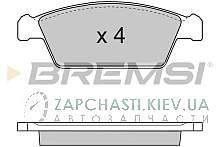 BP2668 BREMSI