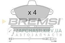 BP2678 BREMSI