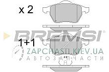 BP2679 BREMSI