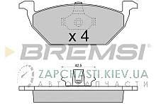 BP2712 BREMSI