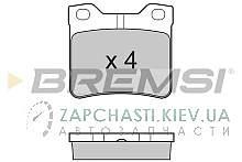 BP2728 BREMSI