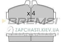 BP2821 BREMSI