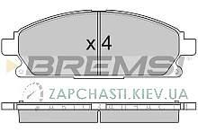 BP2857 BREMSI