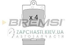 BP2861 BREMSI