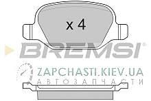 BP2891 BREMSI