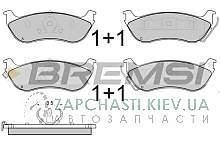 BP2892 BREMSI