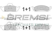 BP2897 BREMSI