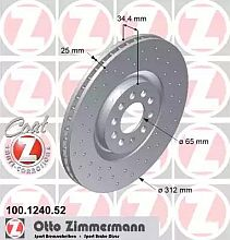 100124052 ZIMMERMANN